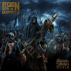 Legion Of The Damned - Slaves Of The Shadow Realm - CD + DVD digibook