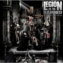 Legion Of The Damned - Cult of the Dead LTD Edition - CD + DVD Digipak