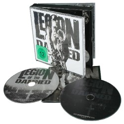 Legion Of The Damned - Malevolent Rapture (In Memory of...) - CD + DVD