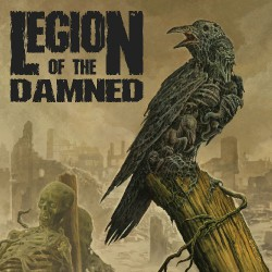Legion Of The Damned - Ravenous Plague - CD
