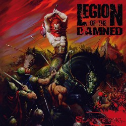 Legion Of The Damned - Slaughtering... - CD + 2 DVD DIGIPACK