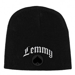 Lemmy - Ace Of Spades - Beanie Hat