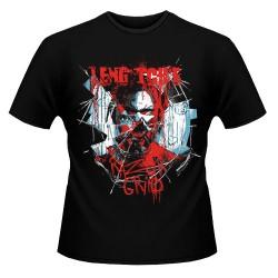 Leng Tch'e - Razorgrind - T-shirt (Men)