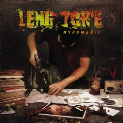 Leng Tch'e - Hypomanic - CD