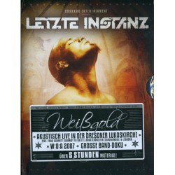 Letzte Instanz - Weissgold - 2DVD DIGIPAK