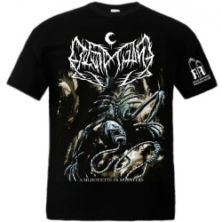 Leviathan - A Silhouette In Splinters - T-shirt (Men)