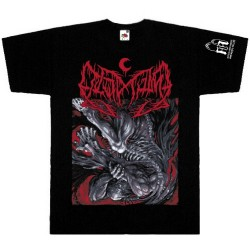 Leviathan - Massive Conspiracy Against All Life - T-shirt (Men)