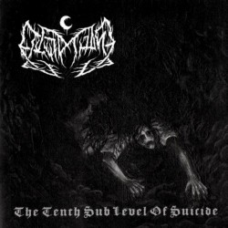 Leviathan - The Tenth Sub Level Of Suicide - CD DIGIPAK