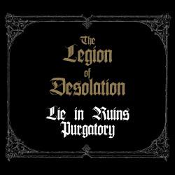 Lie In Ruins - Purgatory - The Legion Of Desolation - CD DIGIPAK