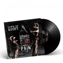 Life Of Agony - A Place Where There's No More Pain - LP Gatefold