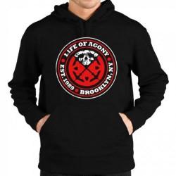 Life Of Agony - Underground - Hooded Sweat Shirt (Men)