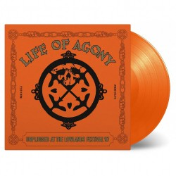 Life Of Agony - Unplugged At Lowlands 97 - DOUBLE LP GATEFOLD COLOURED
