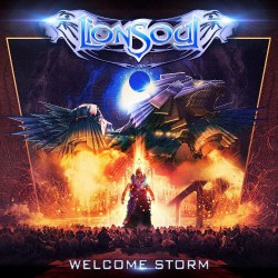 Lionsoul - Welcome Storm - CD