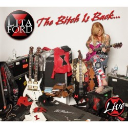 Lita Ford - The Bitch is Back... Live - CD DIGIPAK