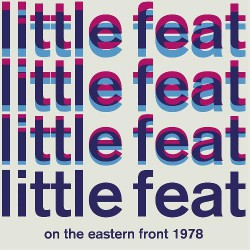 Little Feat - On The Eastern Front 1978 - DOUBLE LP Gatefold