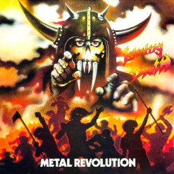 Living Death - Metal Revolution - CD