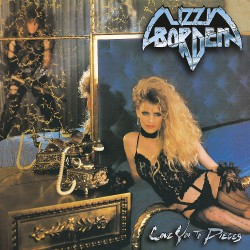 Lizzy Borden - Love You To Pieces - LP COLOURED