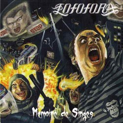 Lofofora - Mémoire de singes - CD DIGIPAK