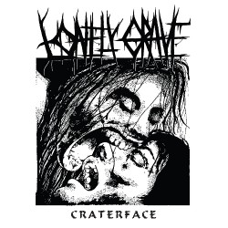 Lonely Grave - Craterface - CD EP