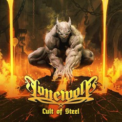 Lonewolf - Cult Of Steel - CD DIGIPAK