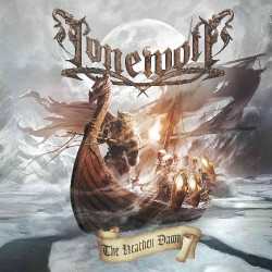 Lonewolf - The Heathen Dawn - CD DIGIPAK