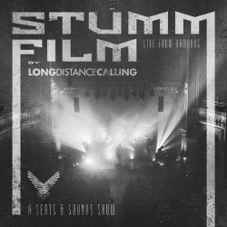Long Distance Calling - STUMMFILM - Live From Hamburg - 3LP GATEFOLD