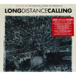 Long Distance Calling - Satellite Bay - 2CD DIGIPAK