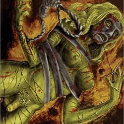 Lord Mantis - Death Mask - CD DIGIPAK