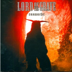 Lord Of The Grave - Raunacht - CD