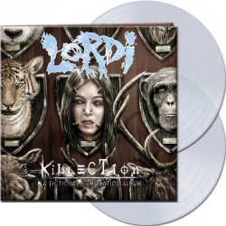 Lordi - Killection - DOUBLE LP GATEFOLD COLOURED