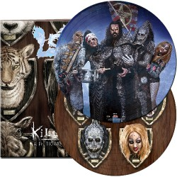 Lordi - Killection - Double LP picture gatefold