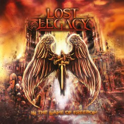 Lost Legacy - In The Name Of Freedom - CD