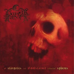 Lunar Aurora - Of Stargates and Bloodstained Celestial Spheres - CD