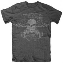 Lynyrd Skynyrd - Biker Patch - T-shirt (Men)
