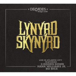 Lynyrd Skynyrd - Live In Atlantic City - CD + BLU-RAY Digipak
