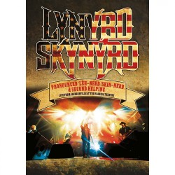 Lynyrd Skynyrd - Pronounced 'Leh-'Nerd 'Skin-'Nerd & Second Helping - BLU-RAY