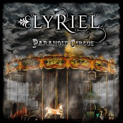 Lyriel - Paranoid Circus - CD