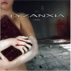 Lyzanxia - Unsu - CD DIGIPAK