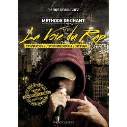 Méthode De Chant - La Voie Du Rap - DVD