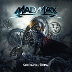 Mad Max - Stormchild Rising - CD DIGIPAK