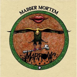 Madder Mortem - Marrow - CD DIGIPAK