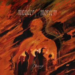 Madder Mortem - Mercury - 20th Anniversary Edition - CD