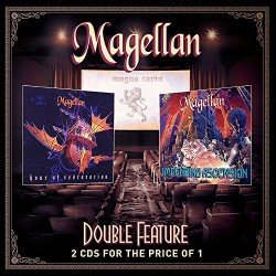 Magellan - Double Feature - DOUBLE CD