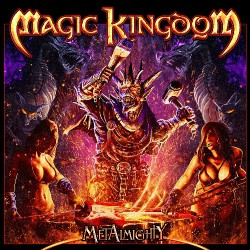 Magic Kingdom - MetAlmighty - CD DIGIPAK
