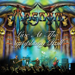 Magnum - Live At The Symphony Hall - 2CD DIGIPAK