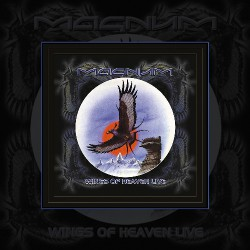 Magnum - Wings Of Heaven Live - TRIPLE LP GATEFOLD + 2CD