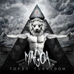 Magoa - Topsy Turvydom - CD DIGIPAK