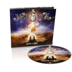 Majestica - Above The Sky - CD DIGIPAK