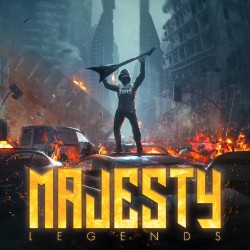 Majesty - Legends - LP Gatefold