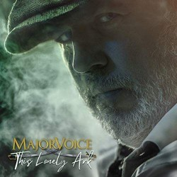 MajorVoice - This Lonely Ark - CD DIGIPAK
